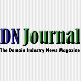 Domain Name Journal logo