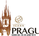 ICANN Prague meeting logo
