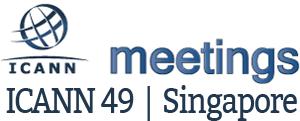 ICANN 49 Singapore temporary logo