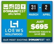 DomainFest 2014 logo