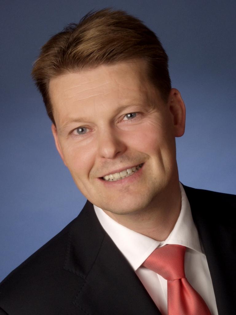 DENIC CEO Dr Jörg Schweiger