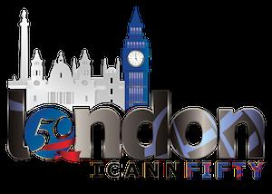 ICANN 50 London Meeting logo