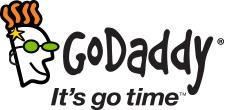 GoDaddy Its Go Time logo