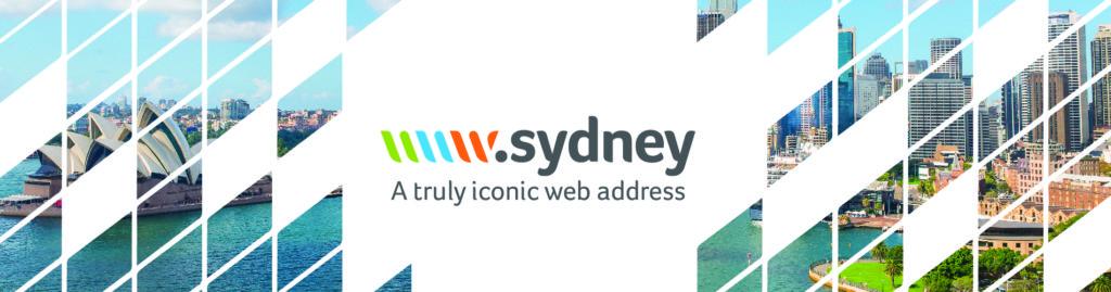 Sydney gTLD logo