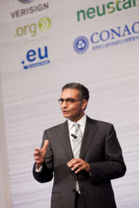 Fadi Chehadé speaking at ICANN Opening Session