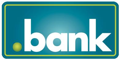 BANK gTLD logo