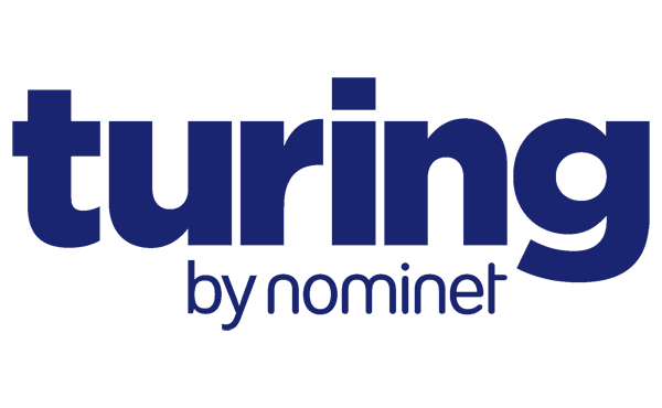 Turing by Nominet logo