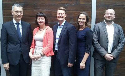 CENTR Board Members 2016