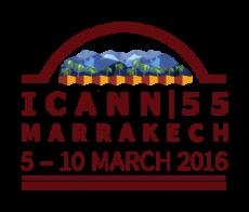 ICANN55 Marrakech logo