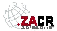 ZA Central Registry ZACR logo
