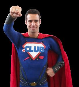 dotCLUB Superhero image
